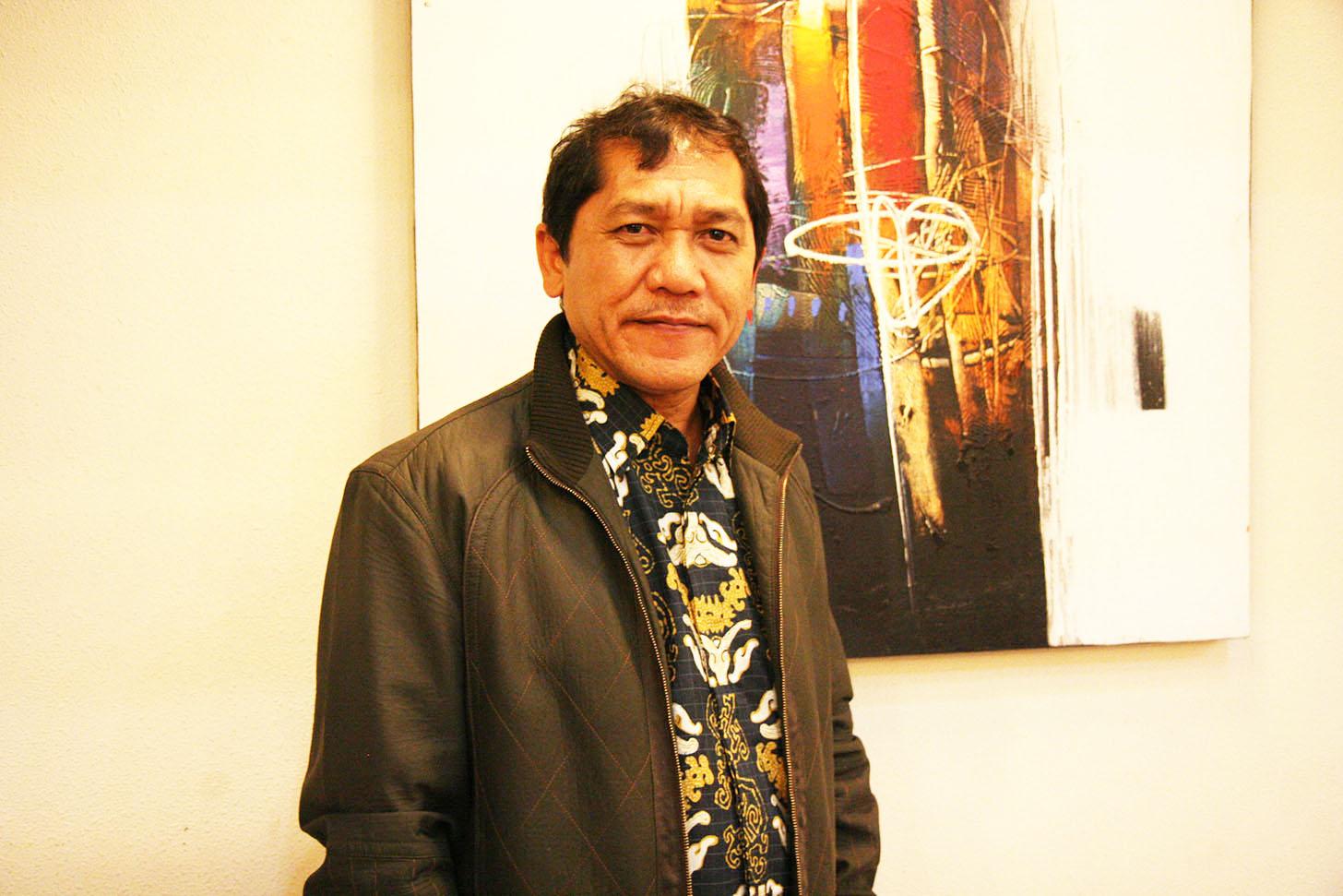 Head of Karo Regency Mr. Terkelin Brahmana