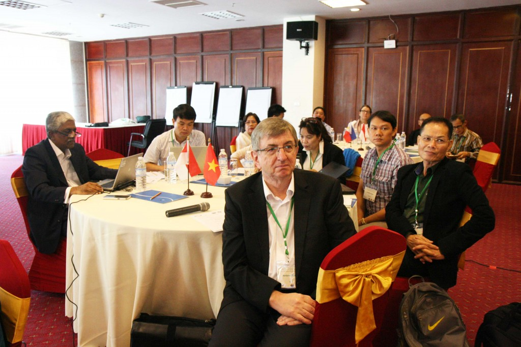 Participants at the 6th Project Partner Meeting in Lao PDR
