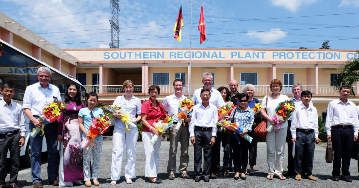 Visit from Germany's food, agriculture and consumer protection committee