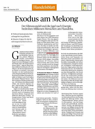 Handelsblatt-Cover