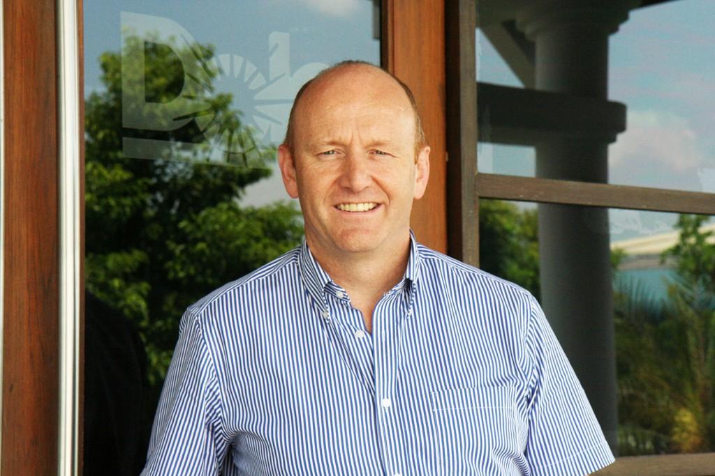 Mr. Simon Denye , Managing Director of Dole Thailand