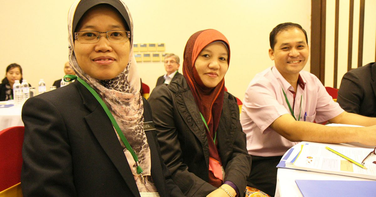 Agriculture officer from Malaysia talks about challenges in supporting sustainable agrifood systems