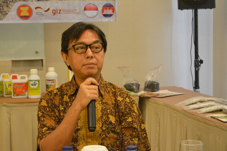Chief Operation Officer Mr. Hartanto