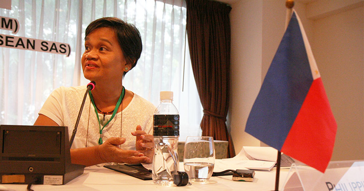 What does the Philippines want for sustainable plant industry