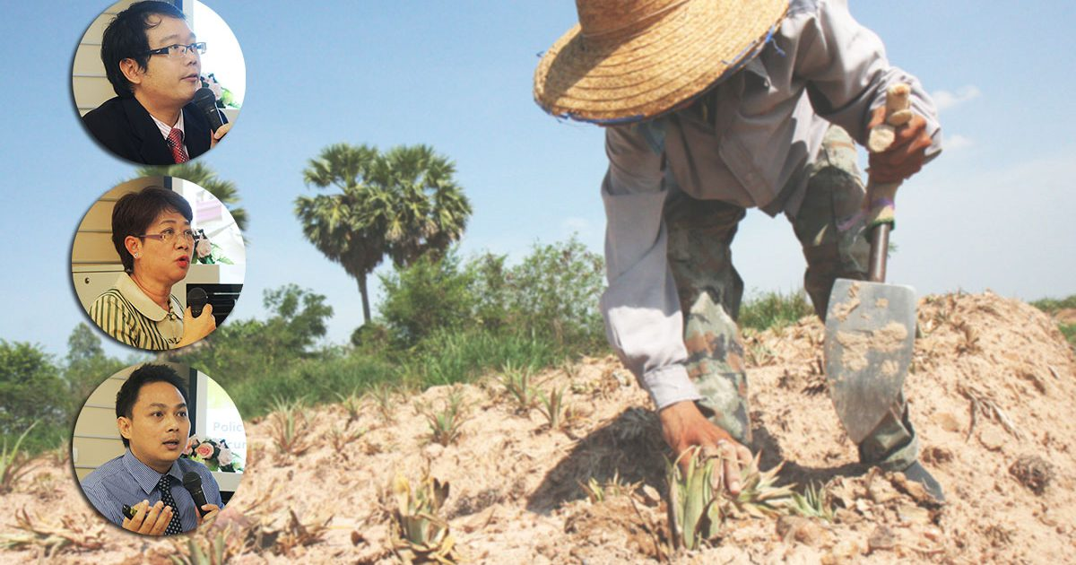 Climate change and food security in Thailand: Impacts and policy recommendations