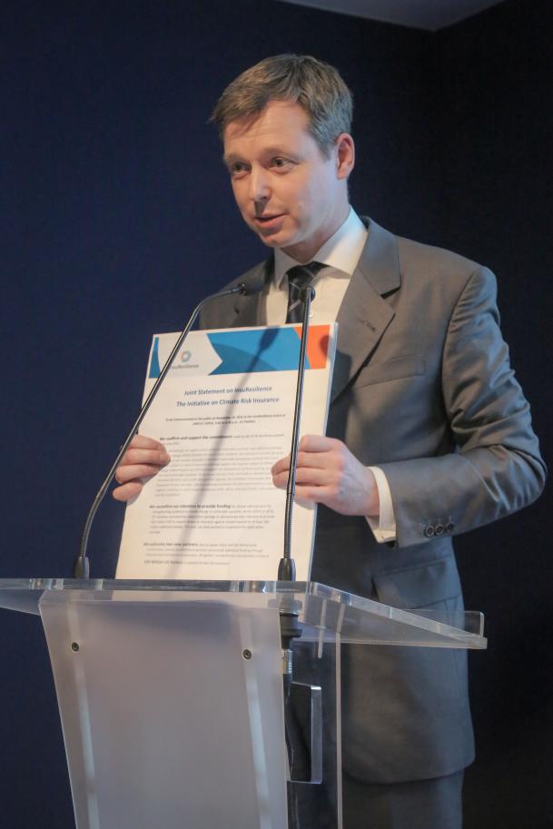 Thomas Silberhorn, German Parliamentary State Secretary