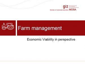 Farm Management ASEAN