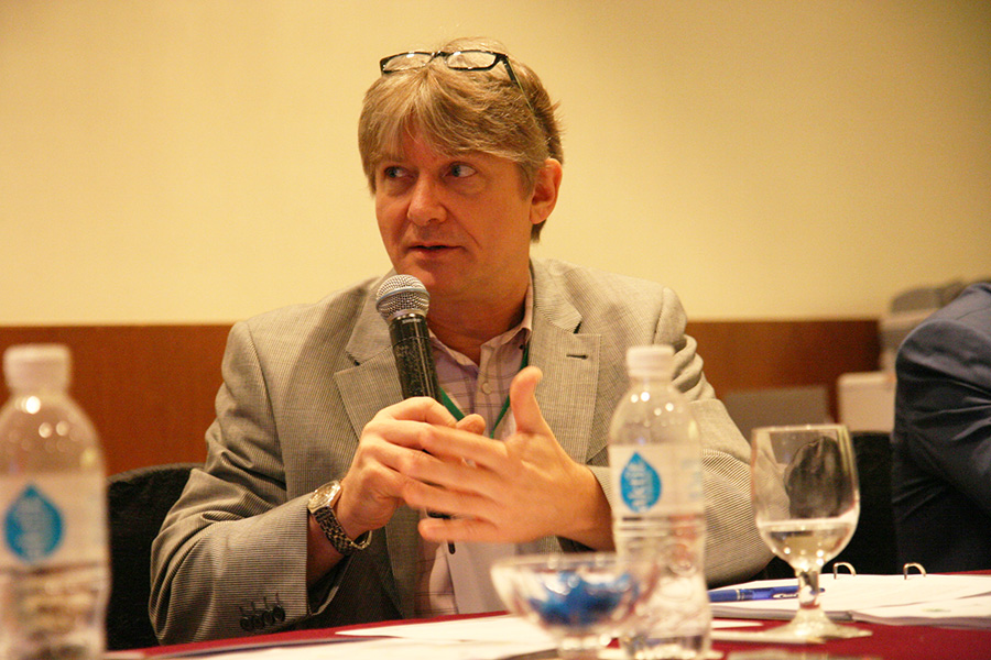 Dr. Thomas Jaekel, Chief Technical Advisor of ASEAN Sustainable Agrifood Systems