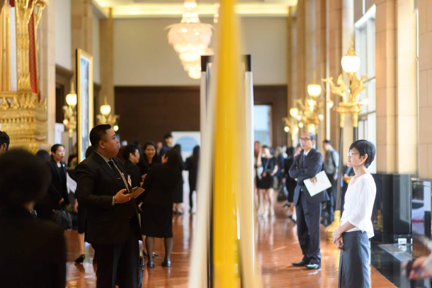 The '60 years Thai-German Partnership for Sustainable Development' Exhibition