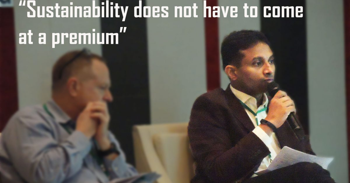 """Olam International: """"Sustainability does not have to come at a premium"""""""
