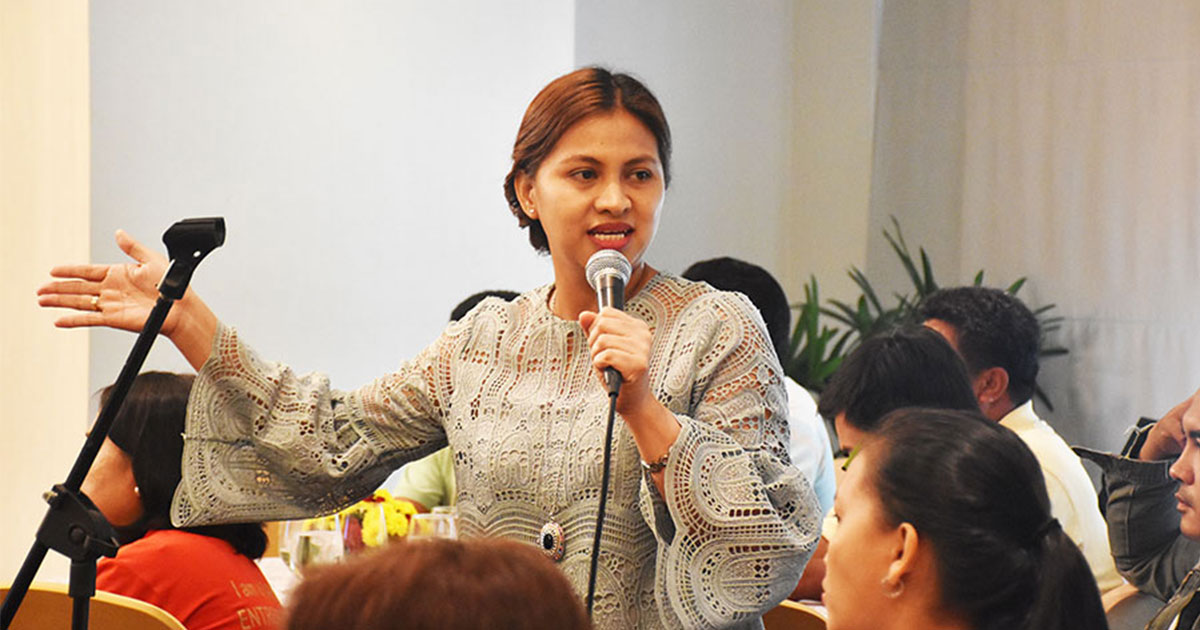 Public private dialogue to boost food standards in the Philippines
