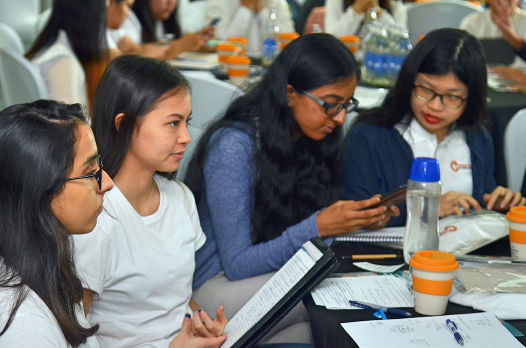 The 2019 Asian Youth for Sustainable Palm Oil Summit in Bangkok. (Photo credit: RSPO)
