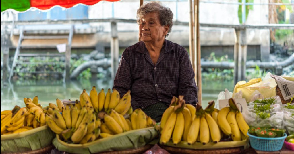 Banana is one of six vegetables and fruits that have been selected as agriculture ambassadors for further exchange and discussion.